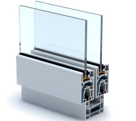 Балконная дверь стеклопакет
